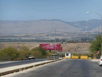 walking to jordan