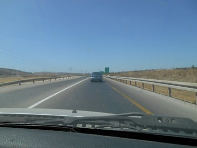 afula israel border