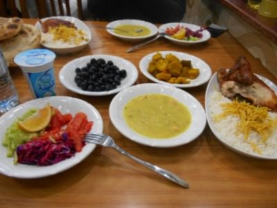 friday food in iraq kurdistan