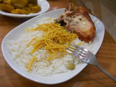 chicken rice main