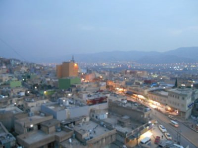 duhok iraq rasan hotel bar view