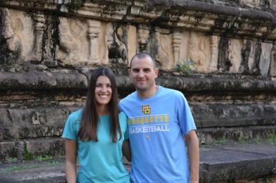 World Travellers: Dan and Alissa from This World Rocks!