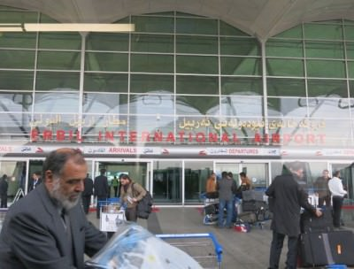 international airport erbil kurdistan