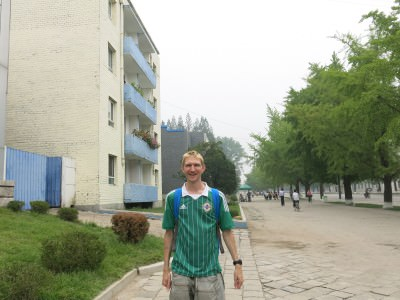 north korea backpacker jonny blair