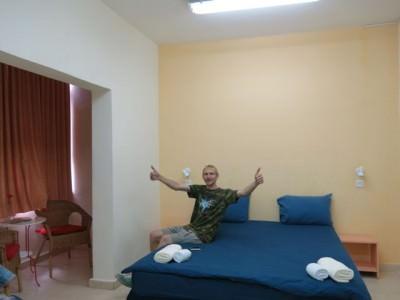 abraham hostel israel