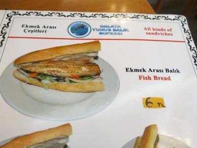 fish sandwich turkey istanbul
