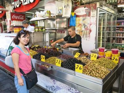 panny yu market mahaneh yehuda
