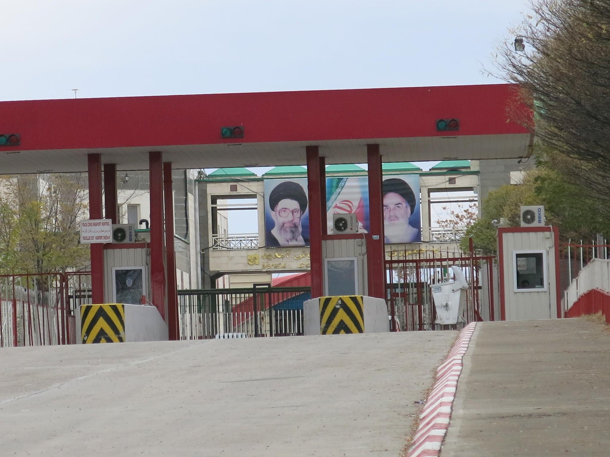 turkey iran border