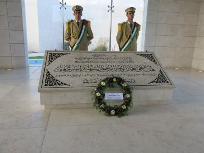 palestine ramallah arafat tomb