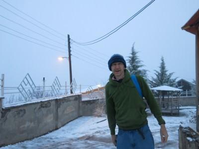 gazor khan snowfall