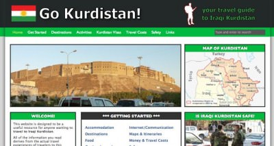 go kurdistan website