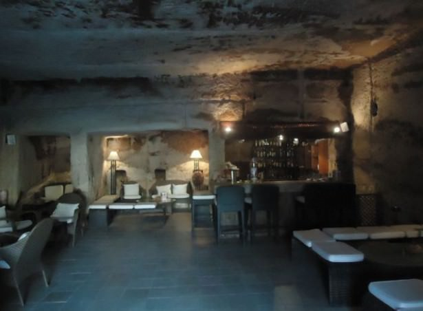 wadi musa jordan cave bar