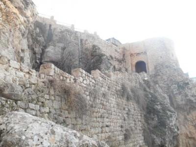amadiya walls iraq