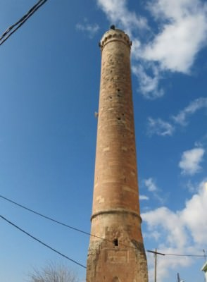 amadiya minaret iraq mosque