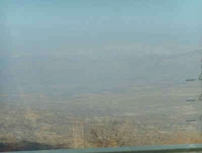 kurdistan mountains view