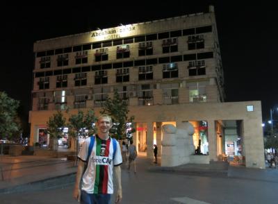 jerusalem hostel israel