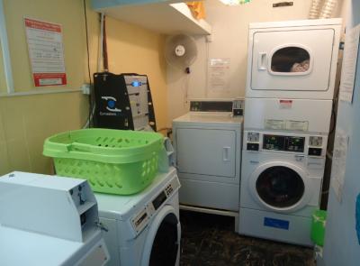 laundry jerusalem hostel