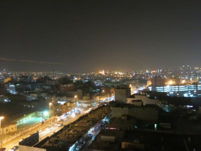 duhok night view