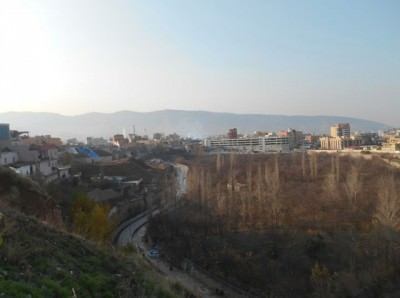 backpacking in duhok