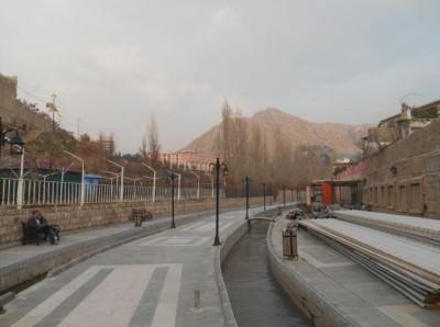corniche walking duhok kurdistan