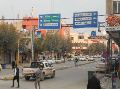 duhok iraqi kurdistan