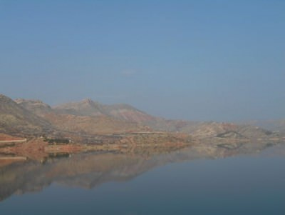 duhok dam valleys kurdistan