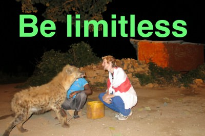 steps to travelling the world limitless
