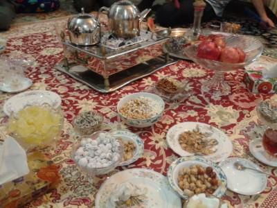 longest night feast iran