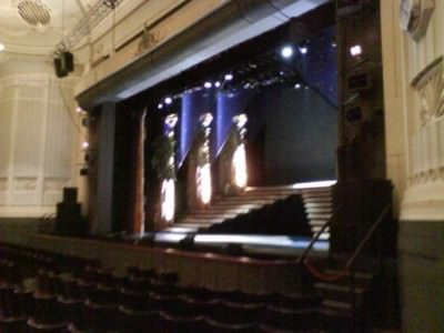 bournemouth pavilion theatre auditorium