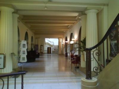 bournemouth pavilion theatre lobby
