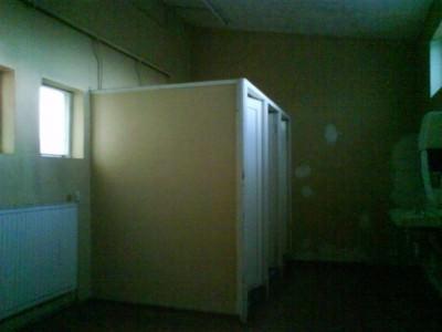 toilets staff