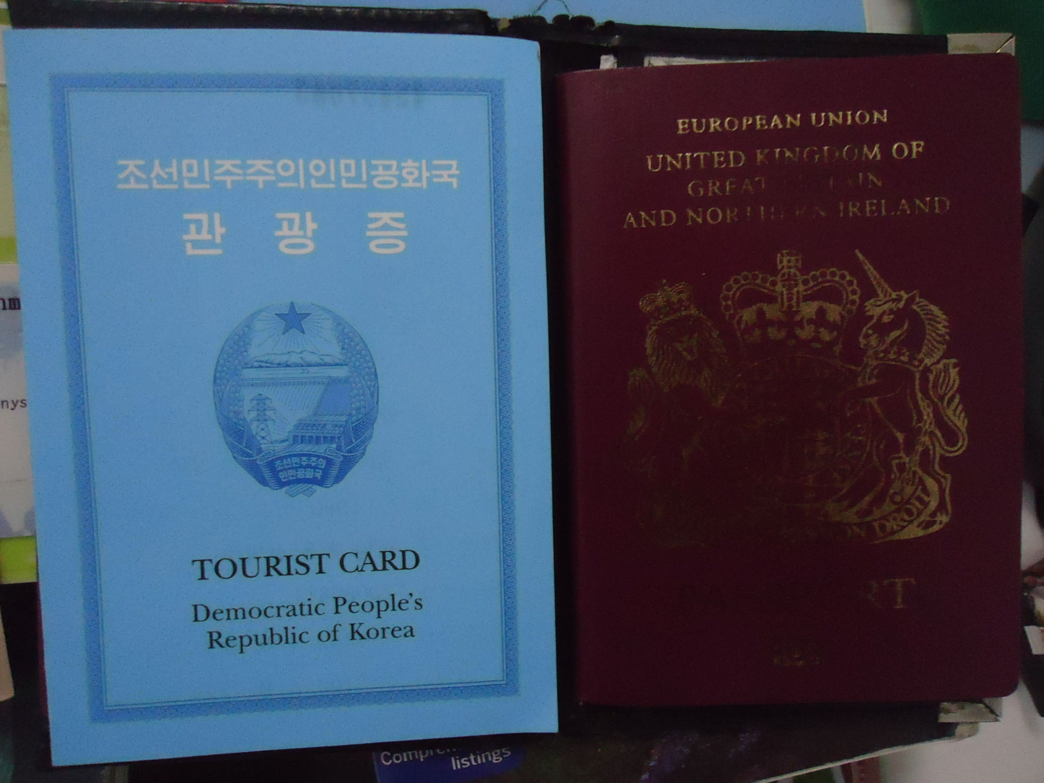 How To Get A North Korean Visa - Don't Stop Living