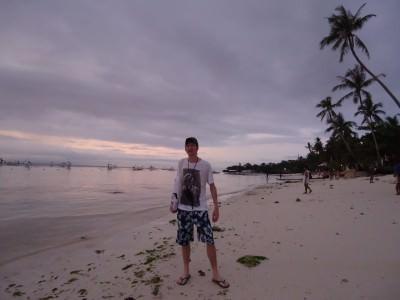 alona beach philippines