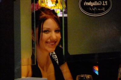 Smiling Teigan.