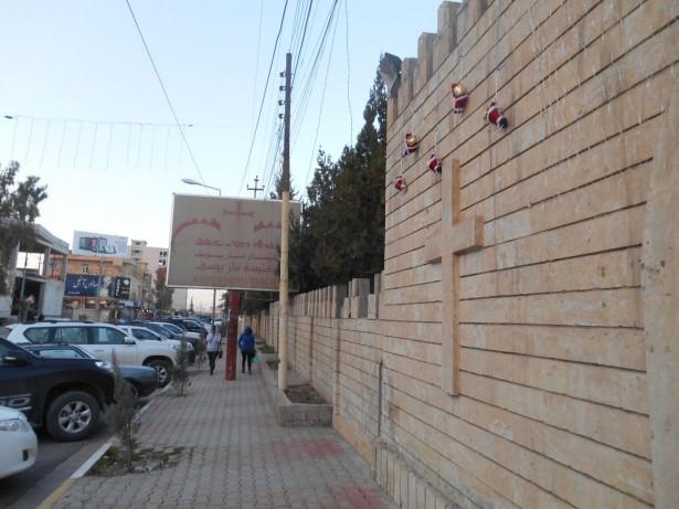 iraq christian quarter