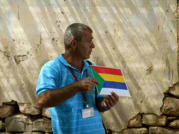 druze flag meaning