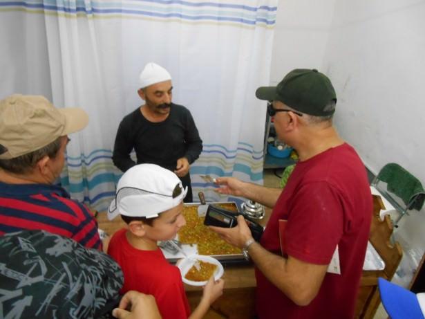 druze guys selling stuff isfiya