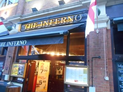 thursday nights in inferno england