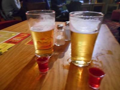 pound a drink inferno thursday