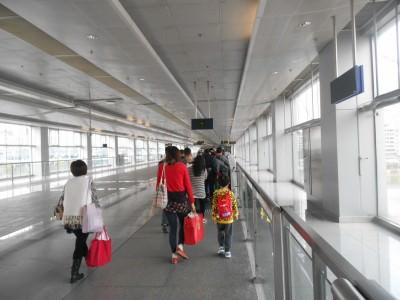lok ma chau futian port border crossing