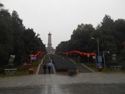 backpacking in changsha china