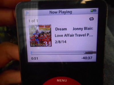 jonny blair travel podcast
