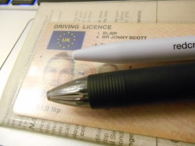 tuesdays travel essentials driving licence
