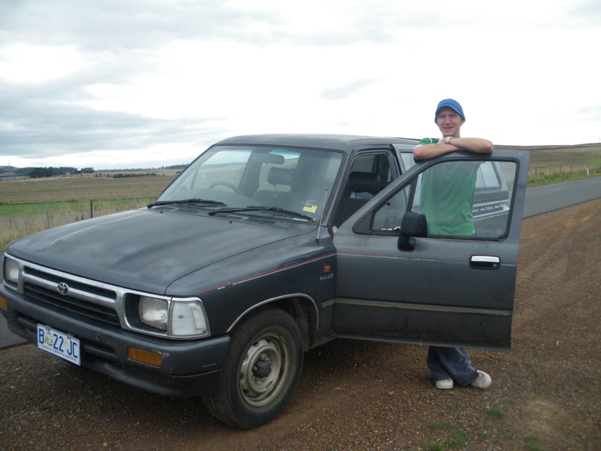 tasmania car 2010