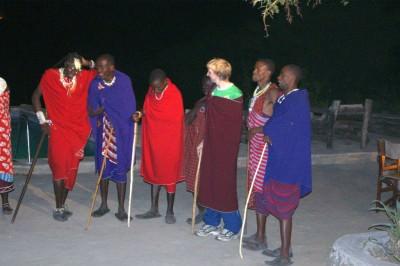 maasai dance jonny blair