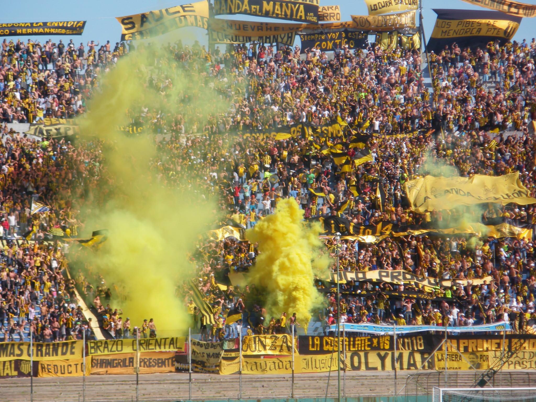Hardcore Montevideo 96