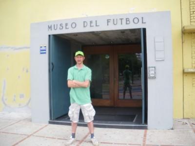 museo del futbol montevideo