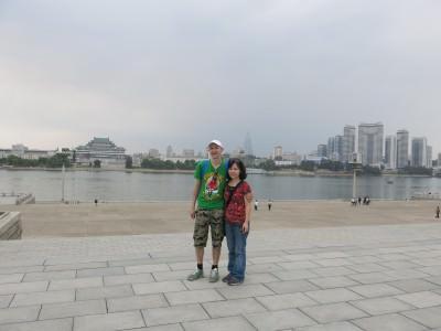 pyongyang river