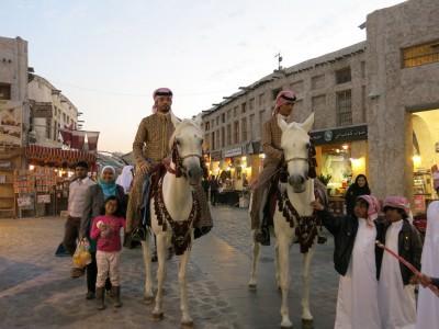 souq waqif markets qatar