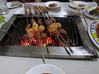 barbecued lamb pyongyang